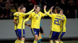 Классон принес победу Швеции, Рамос спас Испанию