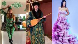 Ефимова удивила в День Святого Патрика, Аршавин с балалайкой, милота от Егорян