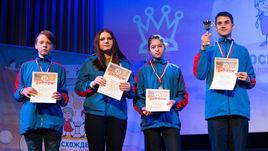 Команда из Марий Эл выиграла четвертые всероссийские соревнования