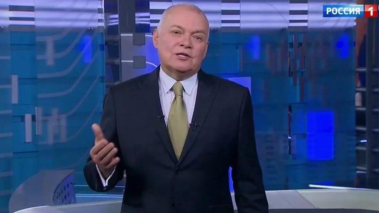 Дмитрий Киселев. Фото Твиттер