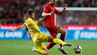 Бразильский технарь. Украине могут присудить два поражения из-за натурализованного игрока