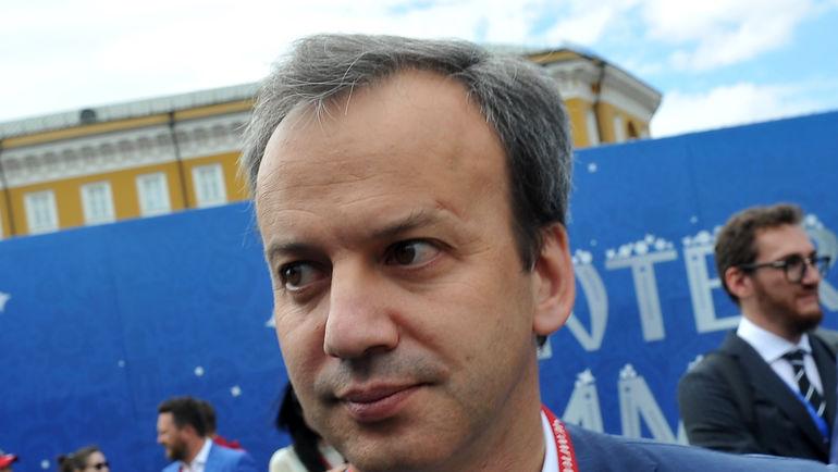 """Аркадий Дворкович. Фото Федор Успенский, """"СЭ"""""""