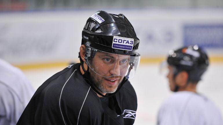 Александр Фролов. Фото Николай Кривич