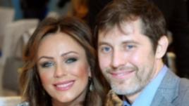 Александр Фролов и Юлия Началова: фото из архива.