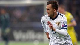 Черышев включен в команду недели FIFA 19