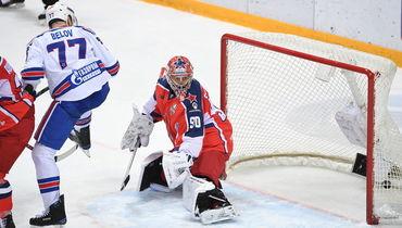 Правильно ли отменили гол СКА в матче с ЦСКА?