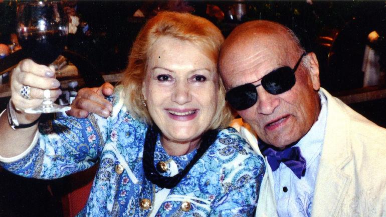 Елена и Анатолий Чайковские. Фото из архива семьи Чайковских