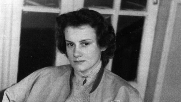 Елена Чайковская. Фото из архива семьи Чайковских