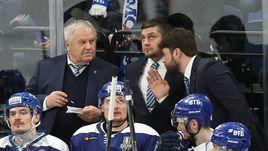 Владимир Крикунов (слева).