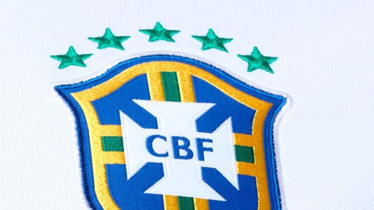 Форма сборной Бразилии на Кубок Америки-2019.