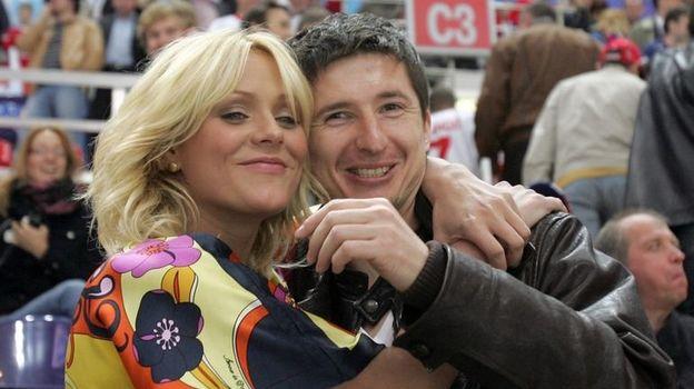 2007 год. Евгений Алдонин и Юлия Началова. Фото Александр Федоров, «СЭ»
