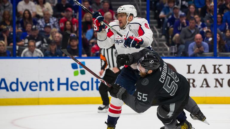 Александр Овечкин. Фото НХЛ