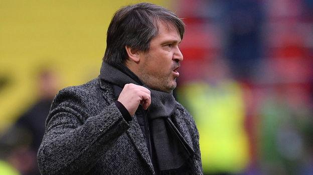 ЦСКА упустил победу над Уфой, это был первый матч Вадима Евсеева