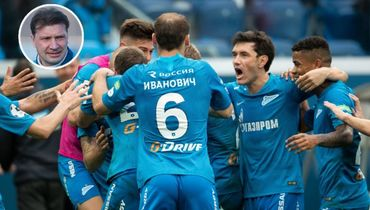 Зенит – Оренбург, разбор матча с ветераном Сергеем Дмитриевым