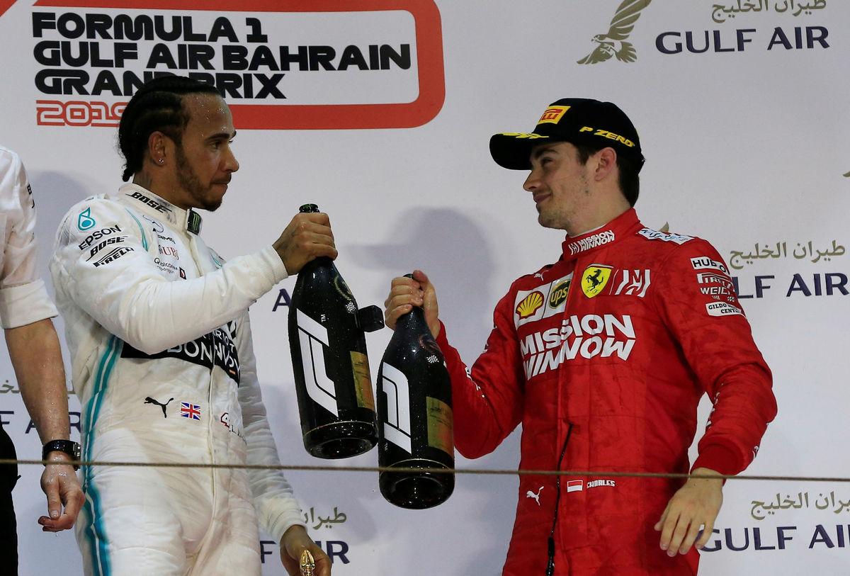 """Кошмар """"Феррари"""" в Бахрейне. Безумная развязка гонки"""