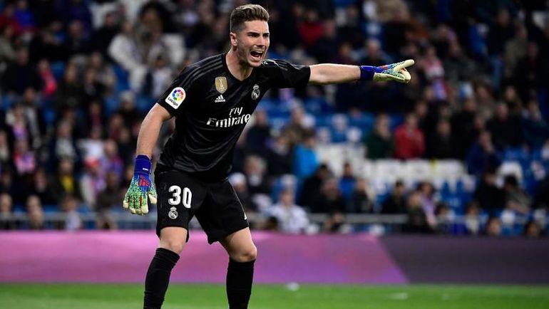 Футбол ла лига испания реал мадрид