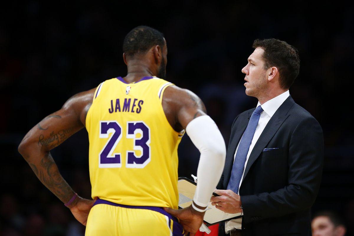 """Кто будет главным в """"Лейкерс""""? Главное в баскетболе за неделю"""