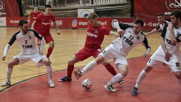 Чемпионат России по мини-футболу, суперлига, 16-й тур, обзор матчей