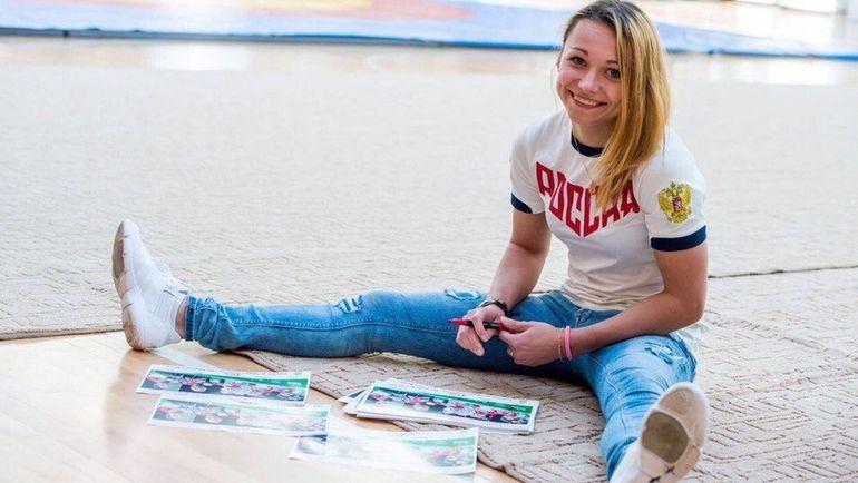 Мария Пасека. Фото ВКонтакте