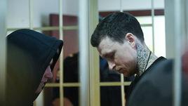 3 апреля. Москва. Кирилл Кокорин (слева) и Павел Мамаев.