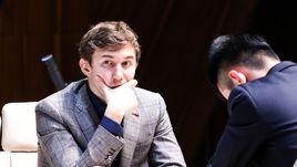 Карякин в погоне за Карлсеном