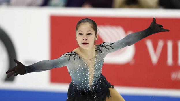 Алиса Лю. Фото Reuters
