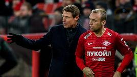 Олег Кононов и Денис Глушаков.