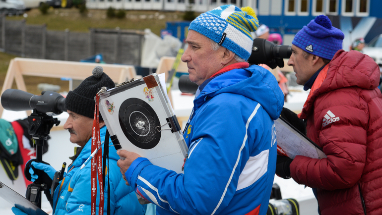 Леонид Гурьев. Фото biathlonrus