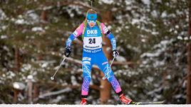 Павлова и Гараничев – молодцы, сборная не проваливалась. Статистика биатлонного сезона