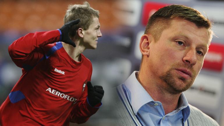 Томаш Нецид и Александр Ширко. Фото «СЭ»