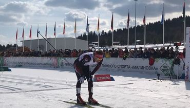 Вылегжанин попрощался яркой победой. Максим – чемпион России в марафоне