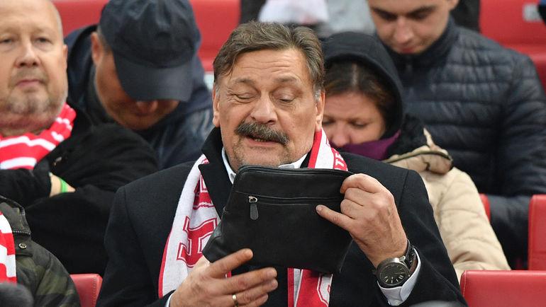 Дмитрий Назаров. Фото Александр Федоров, «СЭ»