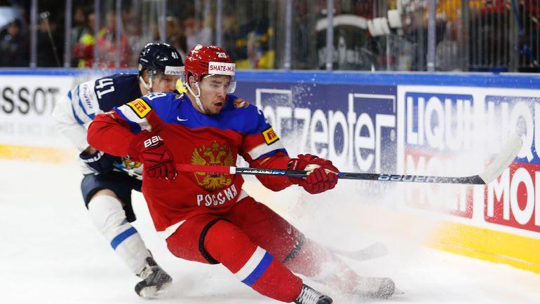 Иван Проворов наверняка приедет на чемпионат мира. Фото AFP