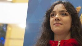 Медведева вернулась в Москву. Ждем Загитову