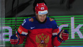 Евгений Дадонов должен стать одним из НХЛ-джокеров в составе сборной.