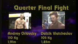 20 лет великому бою Дацика. Он наглухо вырубил будущего чемпиона UFC