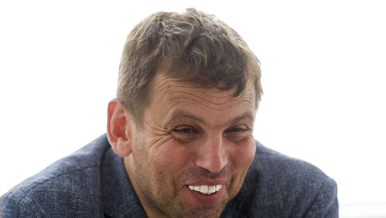 "Александр Егоров. Фото Федор Успенский, ""СЭ"""