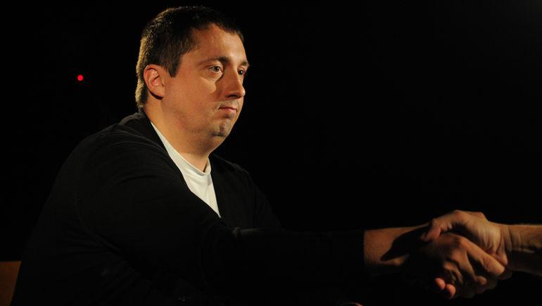 Александр Шпрыгин. Фото Никита Успенский