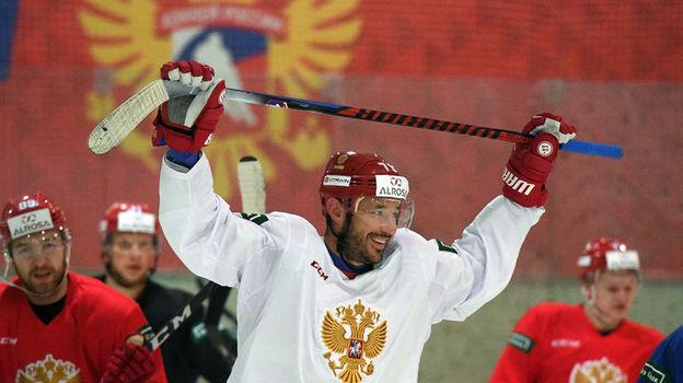 Илья Ковальчук вызван в сборную России перед чемпионатом мира