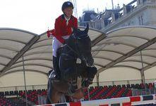 Конкур в Вене