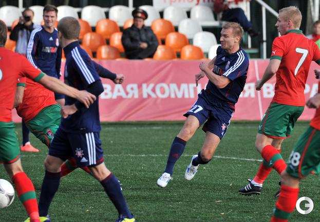 победный гол Алексея Иванова.