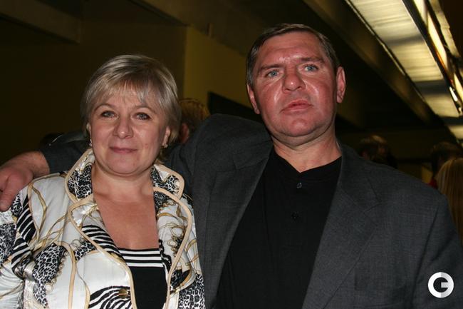 Владимир и Нина Крутовы. Фото - Динара Кафискина.