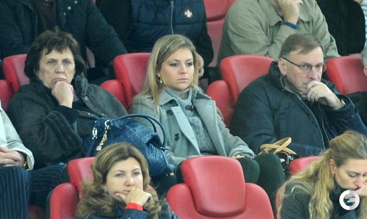 Татьяна Овечкина и Мария Кириленко.