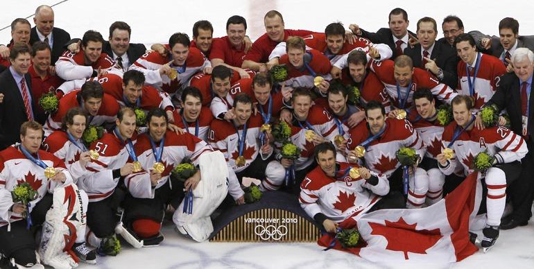 КАНАДА. Хоккей. Мужчины.