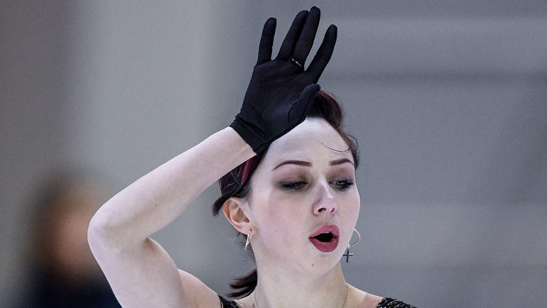Елизавета Туктамышева. Фото Дарья Исаева, «СЭ»