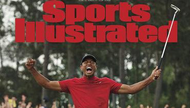 Номер Sports Illustrated впервые за много лет вышел без подписей на обложке. Причина - Тайгер Вудс