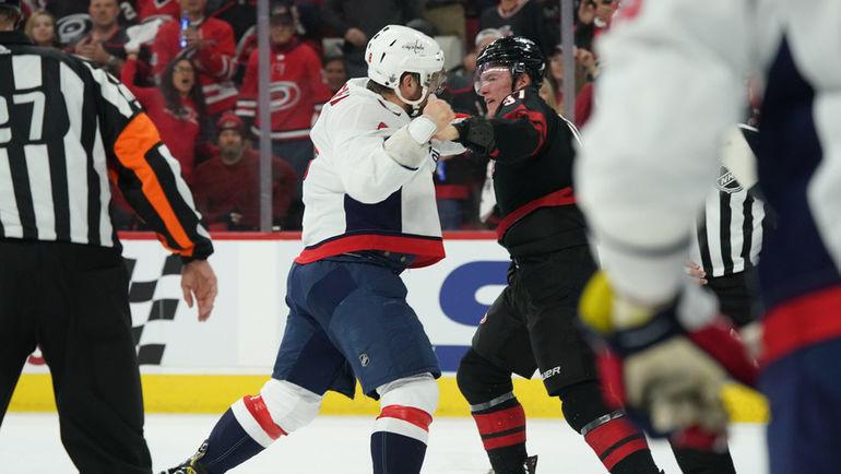 Конор Макгрегор восхитился боем висполнении Овечкина— ММА, НХЛ, хоккей