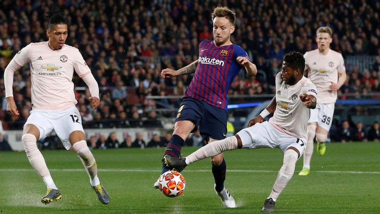"""""""Барселона"""" – """"Манчестер Юнайтед"""": почему арбитр отменил пенальти в ворота гостей?"""
