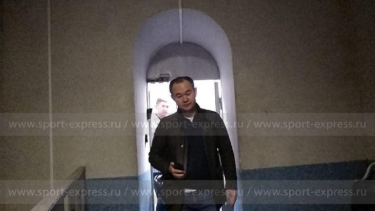 """Денис Пак. Фото """"СЭ"""""""