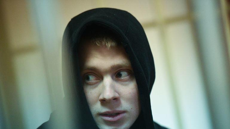 "Кирилл Кокорин. Фото Дарья Исаева, ""СЭ"""